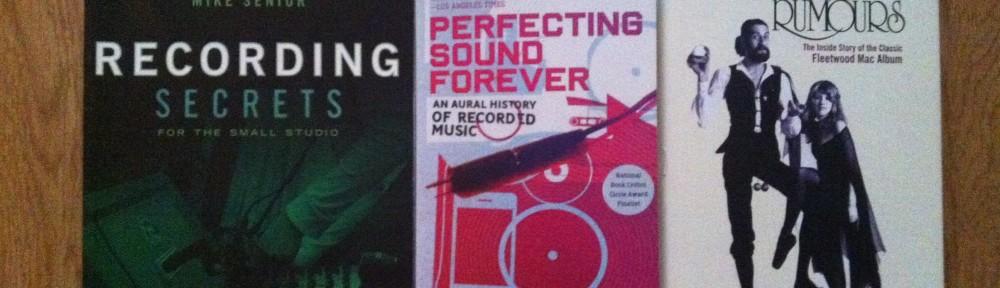 Bücher über Recording und Mixing 2015